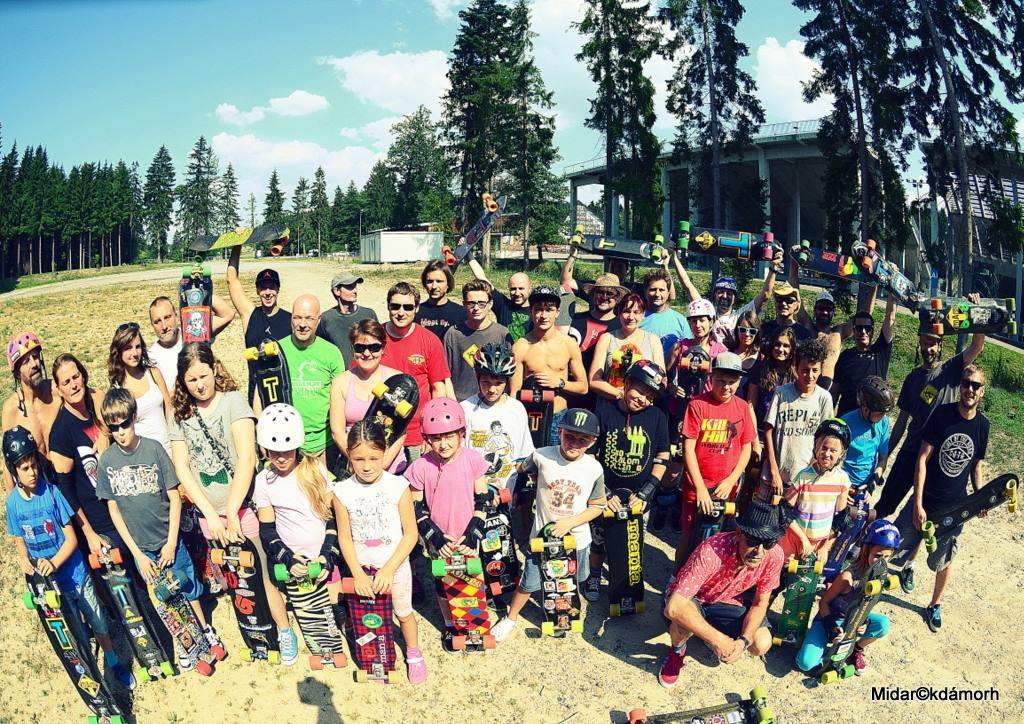 Skate'n'Chill World CAMP 2016