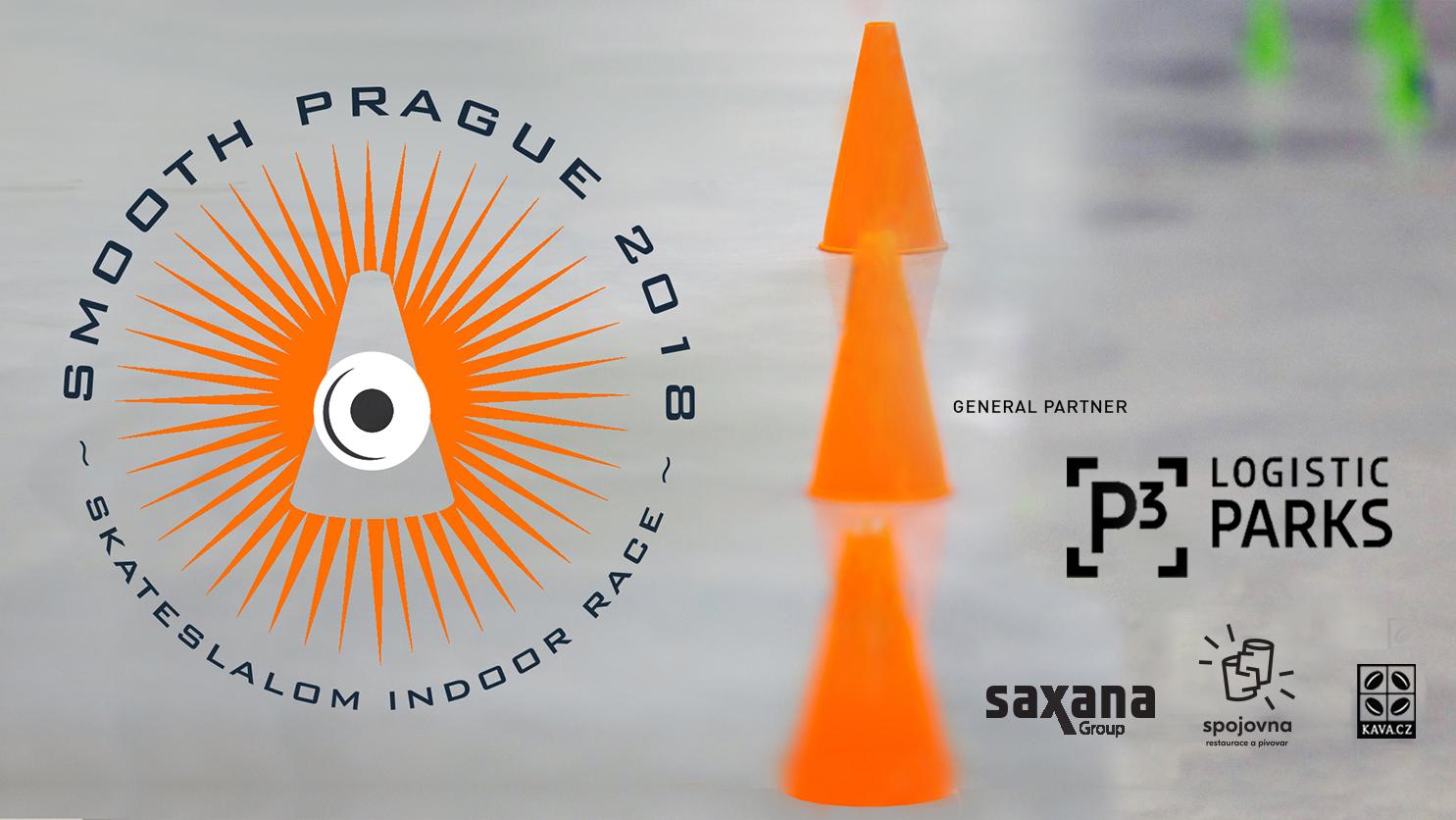 Znak Smooth Skate Slalom Prague 2017